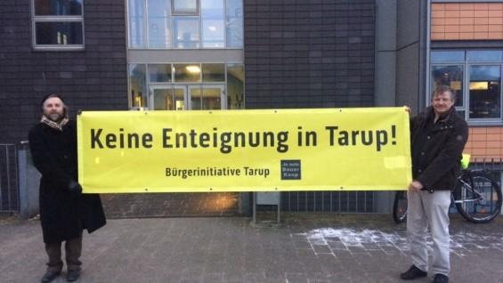 Banner Keine Enteignung